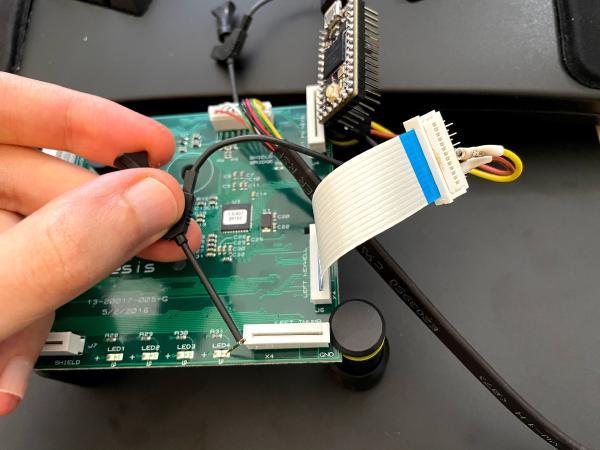 kinesis original controller measurement