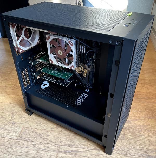 router PC build